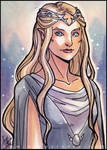 PSC - The Lovely Lady Galadriel by aimo