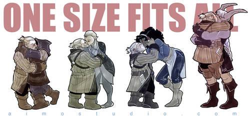 DA:I - One Size Fits All