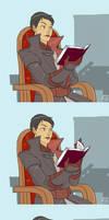 DA:I - Reading Time