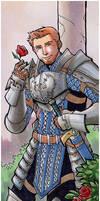 DA - Summer Knight by aimo