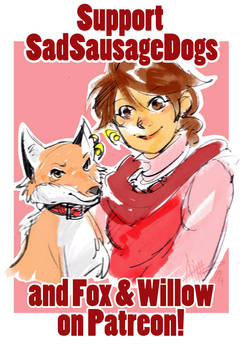 Fox and Willow on Patreon!