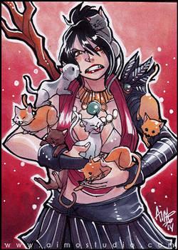 PSC - Morrigan, Kitten Whisperer