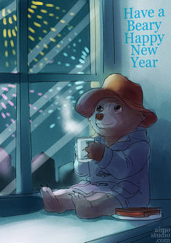 Beary Happy New Year