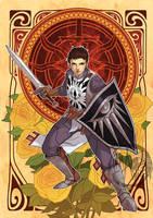 DAI - Decorative Heroes - Cassandra by aimo
