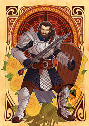 DAI - Decorative Heroes - Blackwall by aimo