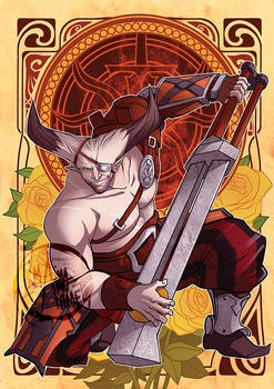 DAI - Decorative Heroes - The Iron Bull