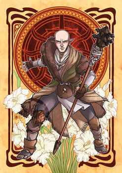 DAI - Decorative Heroes - Solas