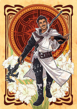 DAI - Decorative Heroes - Dorian Pavus
