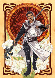 DAI - Decorative Heroes - Dorian Pavus by aimo
