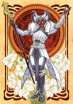 DAI - Decorative Heroes - Vivienne