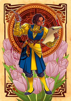 DAI - Decorative Heroes - Josephine Montilyet