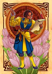 DAI - Decorative Heroes - Josephine Montilyet by aimo