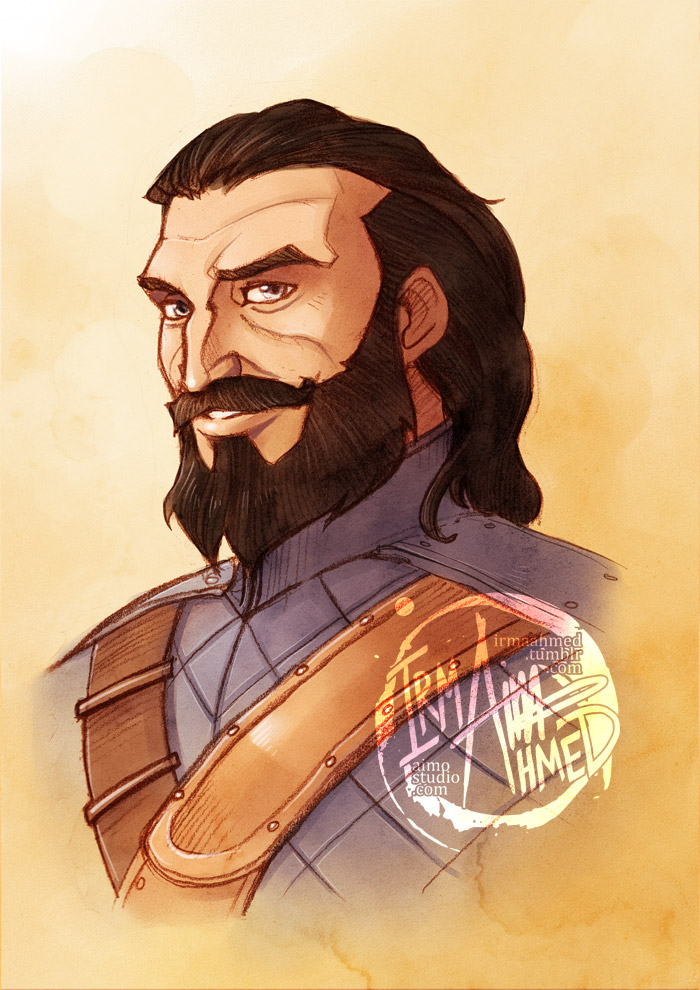 DAI - Hearts Afire - Blackwall by aimo