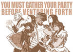 PoE - Gather Your Party by aimo