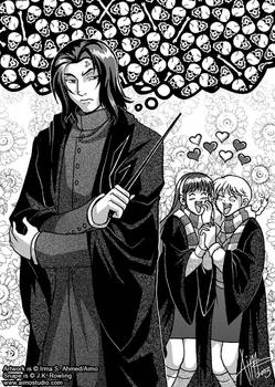 Snape and his Fangirls