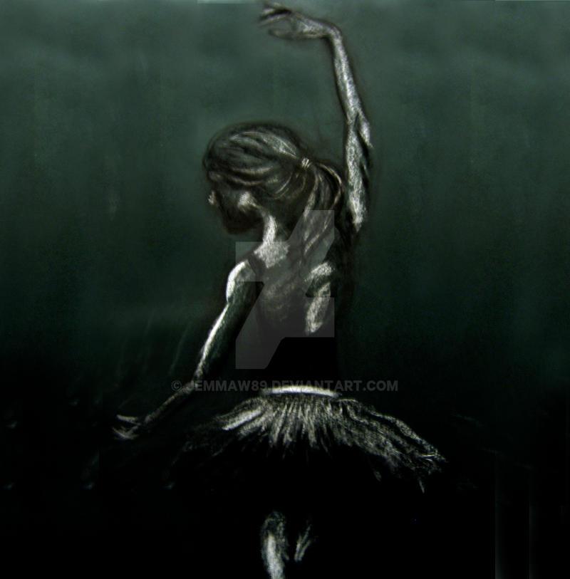 Ballerina by Jemmaw89