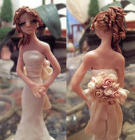 The Bride Topper by CourtHouse