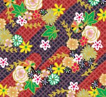Kimono Pattern by CourtHouse