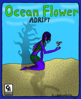 Ocean Flower Adrift Cover