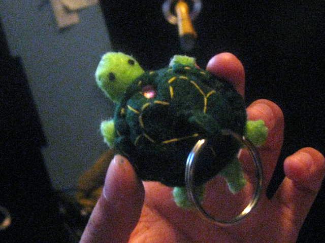 Turtle Plushie- SOLD by SewAnimated