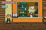 Psychonauts GBA screenshot