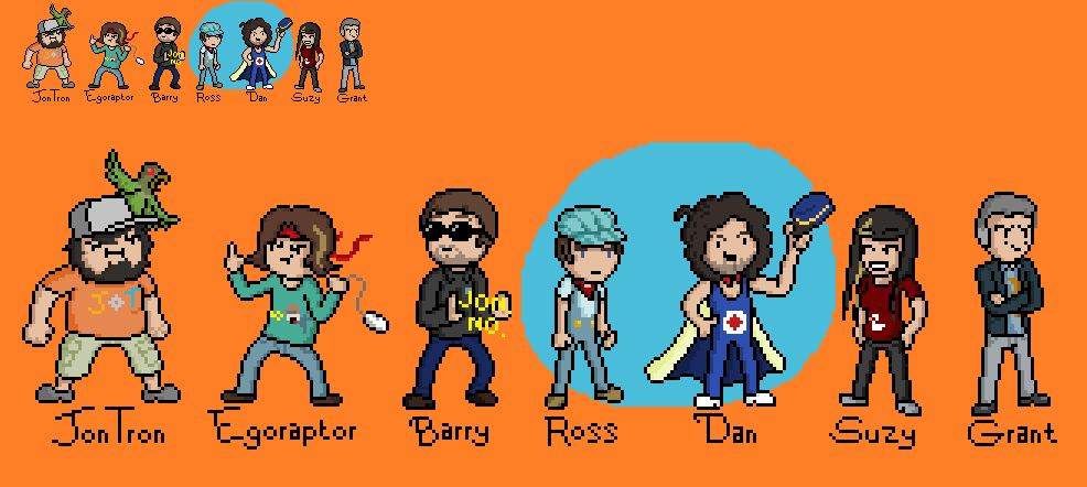 Super Game Grumps Vs Ii Turbo By Captainquestion On Deviantart