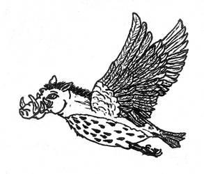 Wart-Bird by ErsatzYak