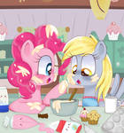 Making Cupcakes and Muffins