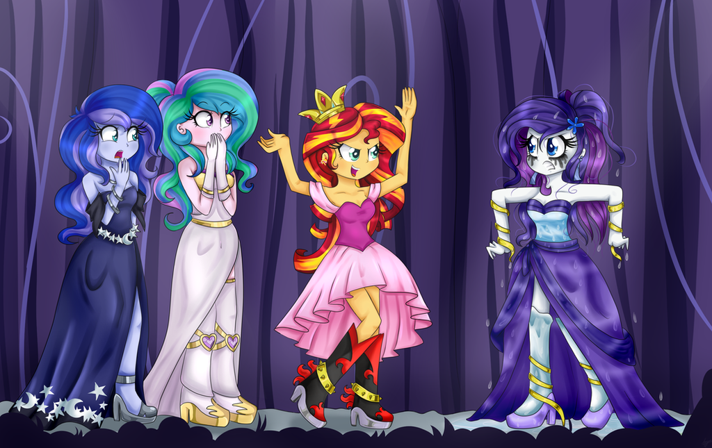 Princess of the Spring Fling by Lucy-tan