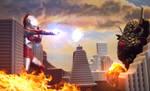 Ultraman jack vs alien akumania