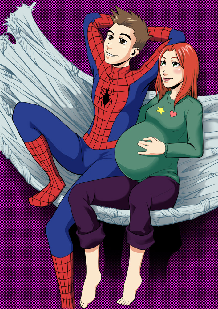 Bitches love Spider-man by Olympic-Dames