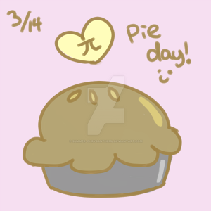 A Pie for Pi Day by Summer-Chrysantheml