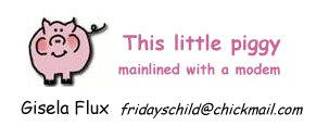GiselaFlux Online Calling Card by TinyBunny