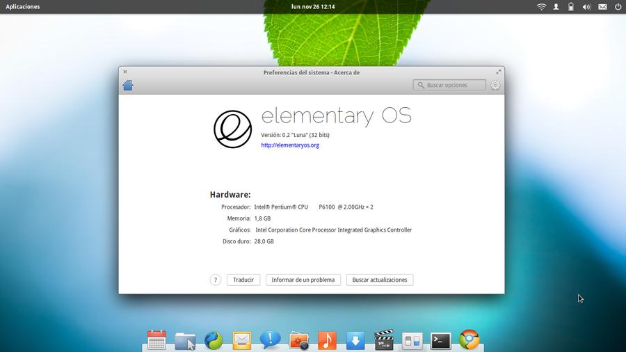 Elementary Desktop by antOniO-carrizOsa