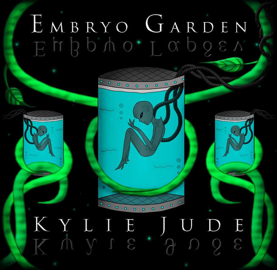 Embryo Garden - album cover by KylieKerosene