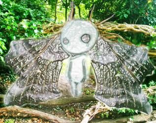 Moth by SquidCannonArmed