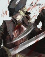 Lady Maria by Lancastaa