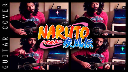 Naruto Tribute - Acoustic Guitar (Link) ! by AaronMetallion