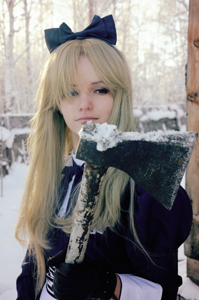 APH Natalia Arlovskaya Belarus  Cosplay by SamediGrimm