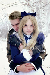 Germany and Belarus l So cold by SamediGrimm