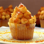 Toffee Tumble Cupcakes by McKenzie-James