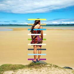 Travellers Eyes III by McKenzie-James