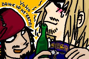 Drink up by koenta