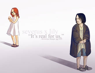 HP-It's Real For Us by koenta