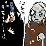 Snape and Moody