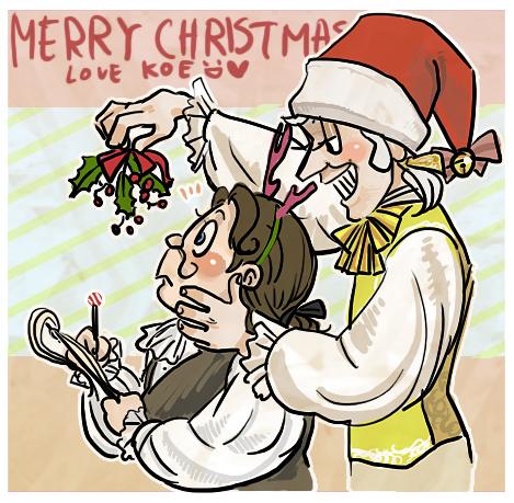 MERRY CHRISTMAS By Koenta