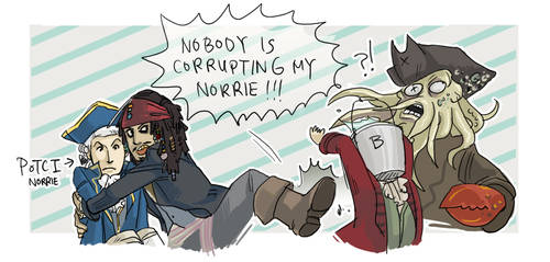 PotC-SAVE TEH NORRINGTON by koenta