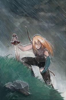 [Swordtember 2021] Storm/Anchor