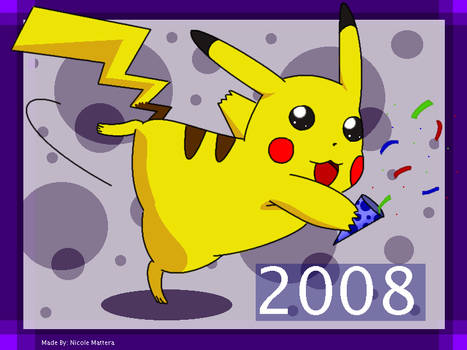 2008 Year of the...mouse?