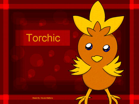 Torchic Wallpaper